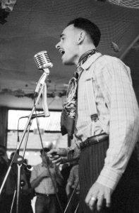 Chanteur zazou