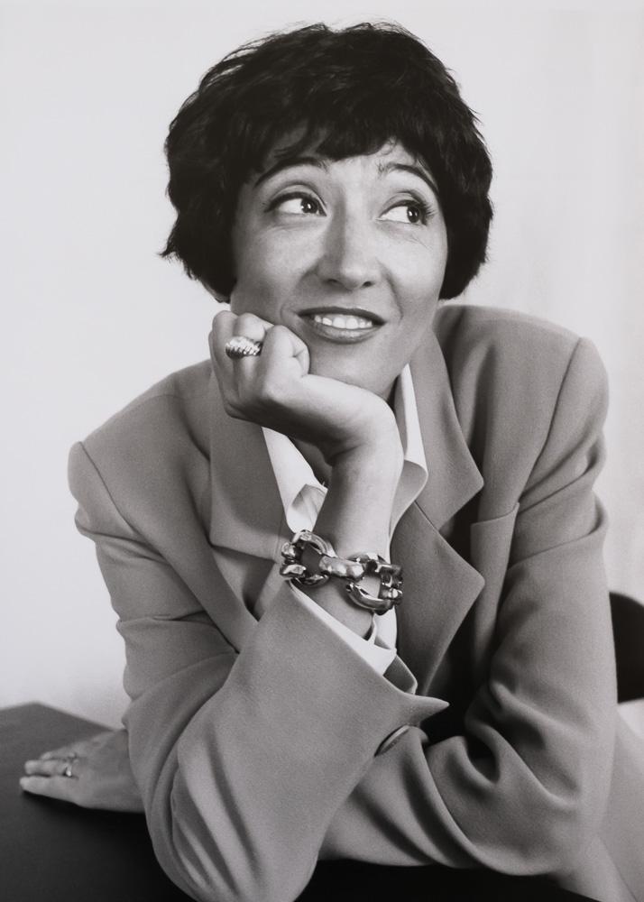 Portrait femme corporate
