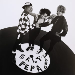 Shooting Salt'n Pepa